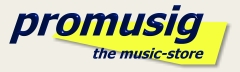 Promusig - the music store