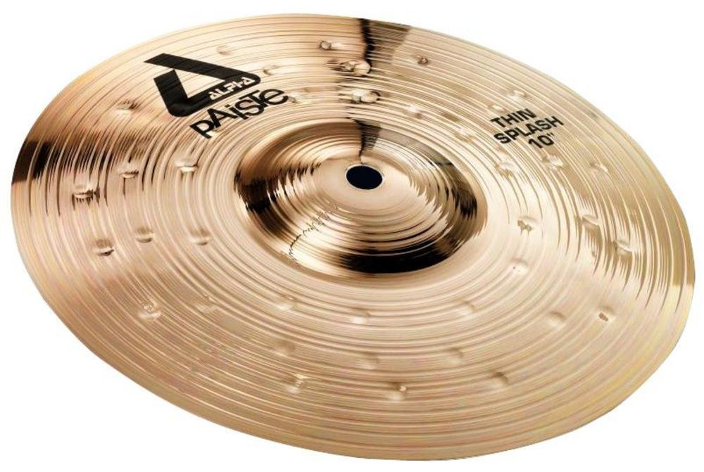 Paiste Alpha Brilliant Thin Splash 8""