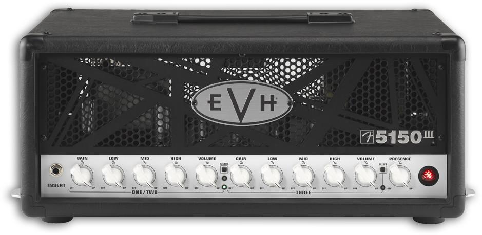 evh 5150 iii mini 50 watt head black. Black Bedroom Furniture Sets. Home Design Ideas