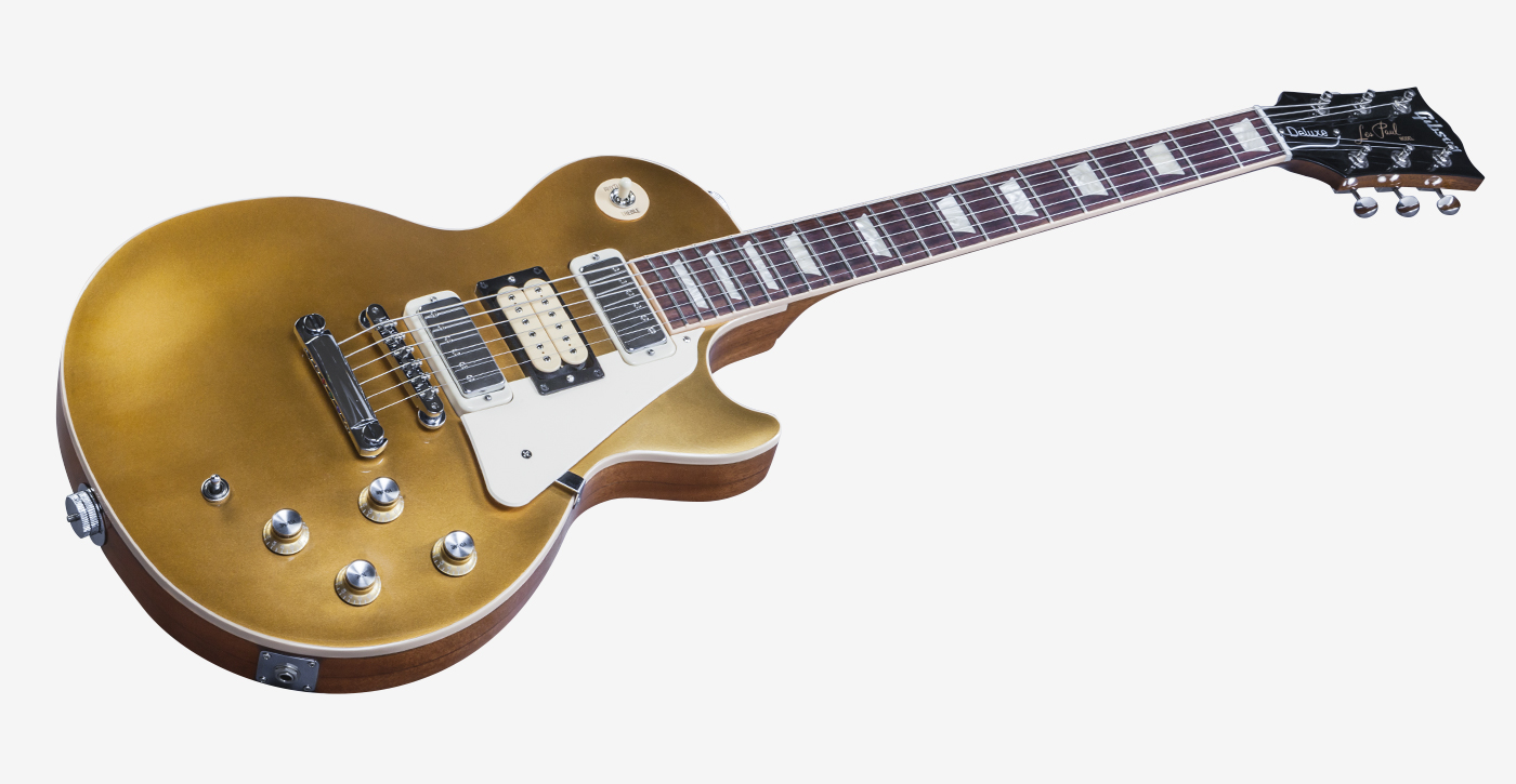 gibson les paul artist series pete townshend deluxe gold top 39 76 limited. Black Bedroom Furniture Sets. Home Design Ideas