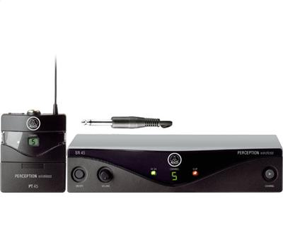 AKG Perception Wireless 45 Instrumental Set Band A