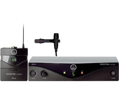 AKG Perception Wireless 45 Presenter Set Band A