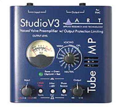 ART Tube MP Studio V3 Röhren Mik-Preamp