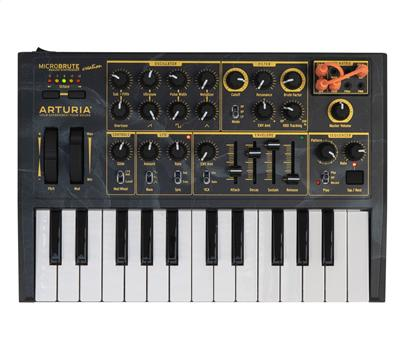 Arturia MicroBrute Limited Creation Edition1
