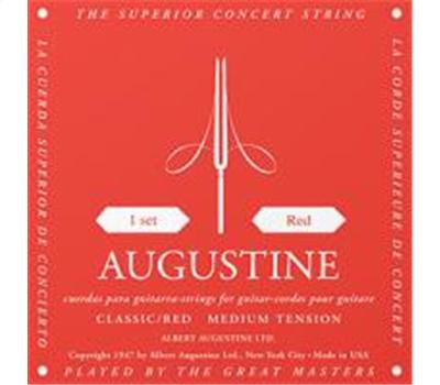 Augustine Red Satz Medium Tension