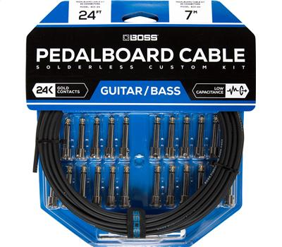 Boss BCK-24 7 Meter Pedalborad Cable Kit 241