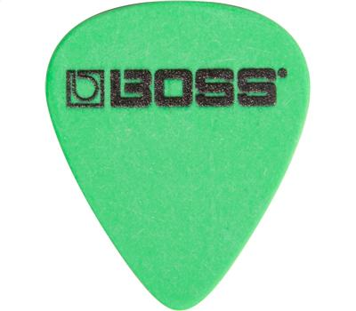 Boss BPK-12-D88 Dellrin Pick 12er Pack .88mm Medium/Heavy1