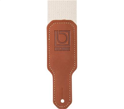 "Boss BSC-20-NAT 2"" Guitar Strap Natural Cotton2"