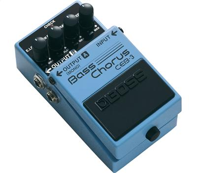 Boss CEB-3 Bass Chorus