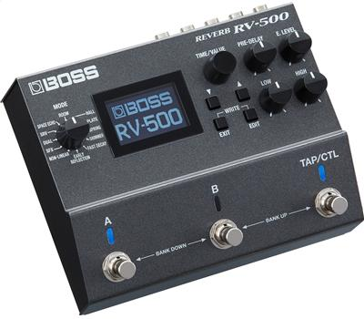 Boss RV 500 Reverb2