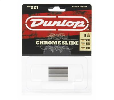 Dunlop 221 Chrom Slide Medium2