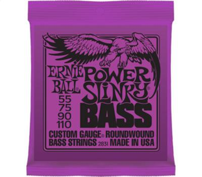 Ernie Ball 2831 Nickel Wound Power Slinky .055-.110