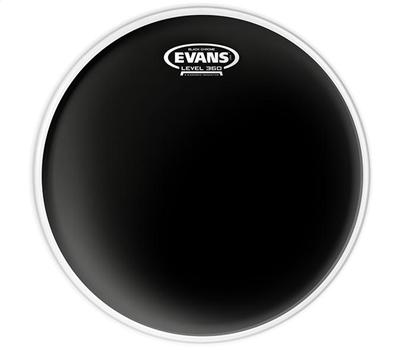 "Evans TT16CHR Black Chrome Tom 16""2"