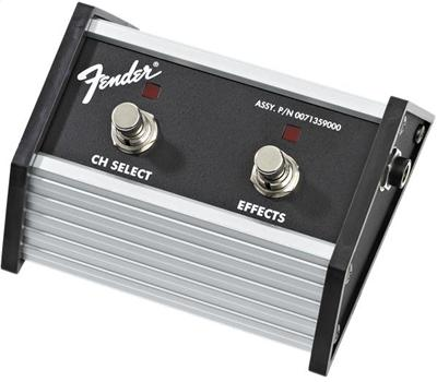 Fender 2-Button Footswitch Champ X2