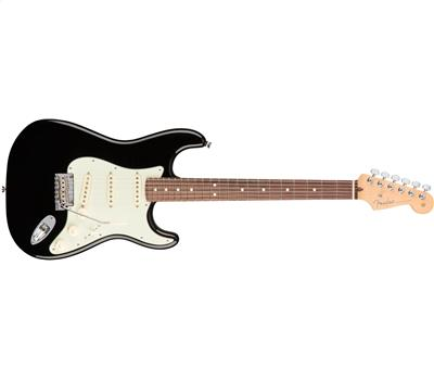 Fender American Professional Stratocaster RW Black1