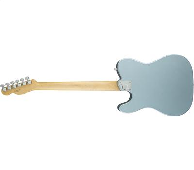 Fender American Elite Telecaster Thinline MN Mystic Ice Blue2