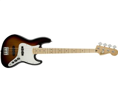 Fender Standard Jazz Bass MN Brown Sunburst1