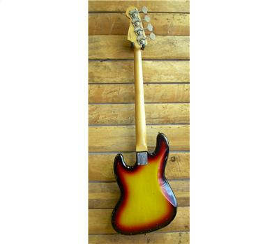 Fender Jazz Bass 64 Relic2