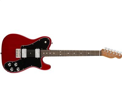 Fender Limited Mahagony American Pro Telecaster Deluxe Shawbucker Crimson Red