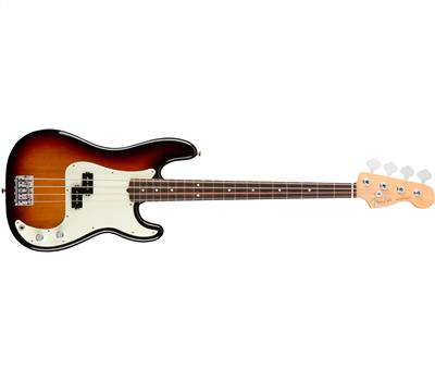 Fender American Professional Precision Bass® Rosewood Fingerboard 3-Color Sunburst1