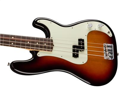 Fender American Professional Precision Bass® Rosewood Fingerboard 3-Color Sunburst2