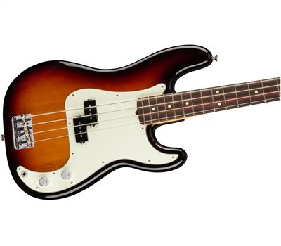 Fender American Professional Precision Bass® Rosewood Fingerboard 3-Color Sunburst3