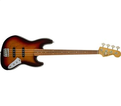 Fender Jaco Pastorius Jazz Bass Fretless 3 TS USA
