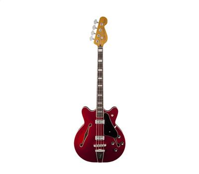 Fender Coronado Bass Candy Apple Red