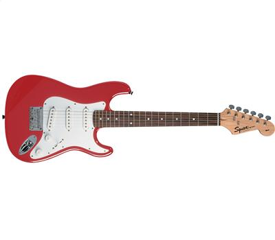 Squier Affinity Mini Stratocaster RW Torino Red