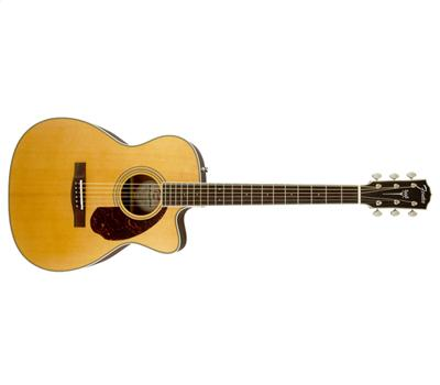 Fender Paramount PM-3 Standard Triple-O Natural1