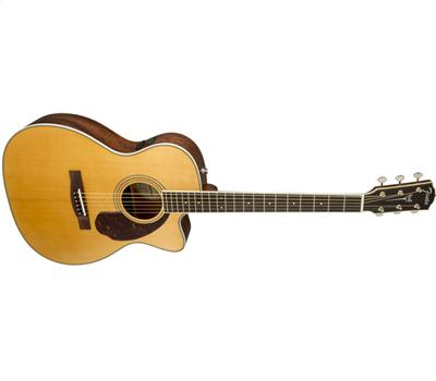Fender Paramount PM-3 Standard Triple-O Natural3
