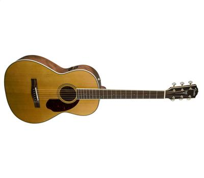 Fender Paramount PM-2 Standard Parlor Natural1