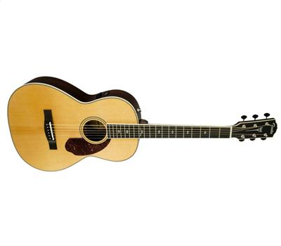Fender Paramount PM-2 Deluxe Parlor Natural1