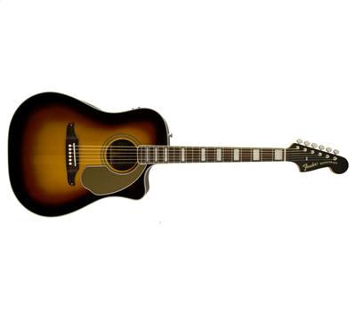 Fender Kingman ASCE V3 3-Color Sunburst1