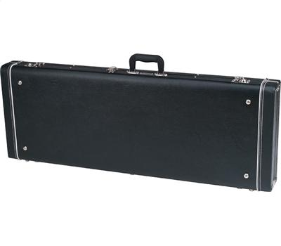 Fender Pro-Series P/J Bass Case Black
