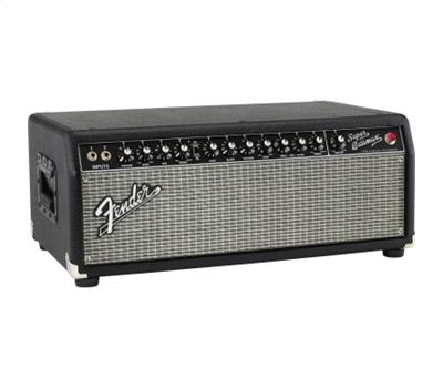Fender Super Bassman® Black