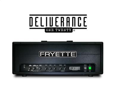 Fryette Deliverance One Twenty 120 Head1
