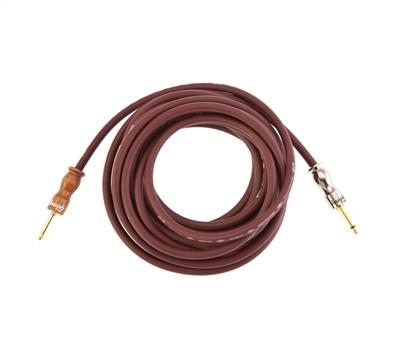 Gibson CAB25-CH Guitar Cable Cherry1
