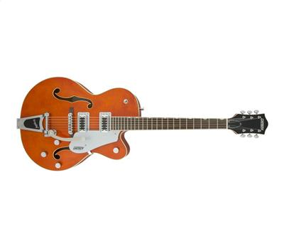 Gretsch G5420T 2016 Electromatic Hollow Body Sinlge-Cut with Bigsby Orange Stain