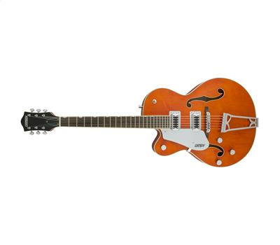 Gretsch G5420LH 2016 Electromatic Hollow Body Sinlge-Cut Lefthand Limited Orange Stain1