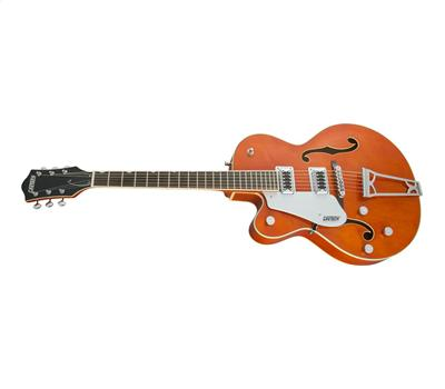 Gretsch G5420LH 2016 Electromatic Hollow Body Sinlge-Cut Lefthand Limited Orange Stain3