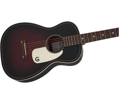 Gretsch G9500 Jim Dandy Flat Top 2-Color Sunburst3