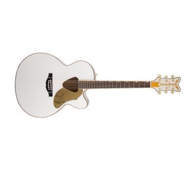 Gretsch G5022 CWFE Rancher Falcon Jumbo CA Electric White
