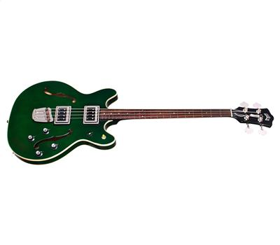 Guild Starfire II Bass Emerald Green2