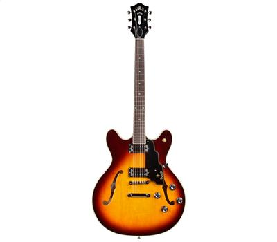 Guild Starfire IV Guitar ST - Maple Vintage Sunburst
