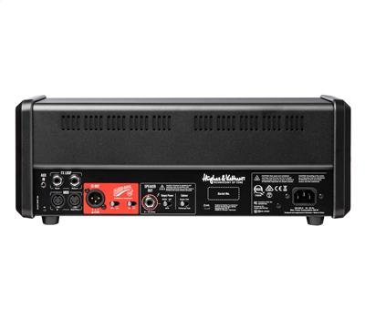 Hughes & Kettner Black Spirit 200 Watt Head2