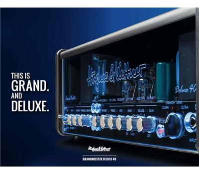Hughes&Kettner Grandmeister Deluxe 403