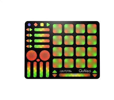 Keith Mc Millen QuNeo 3D Multi Touch Pad Controller