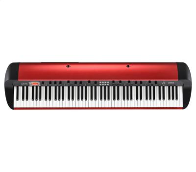 Korg SV1 88 Tasten Version Metallic Red