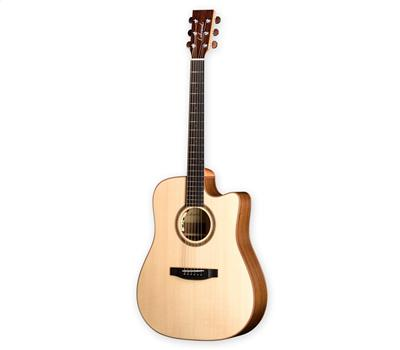 Lakewood D-18 CP Dreadnought Natural Serie2